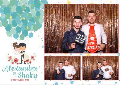Cabina Foto Showtime - FUN BOX - Alexandra & Shaky - Nunta - OK Ballroom Ramnicu Valcea (70)