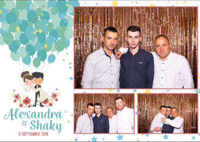 Cabina Foto Showtime - FUN BOX - Alexandra & Shaky - Nunta - OK Ballroom Ramnicu Valcea (71)