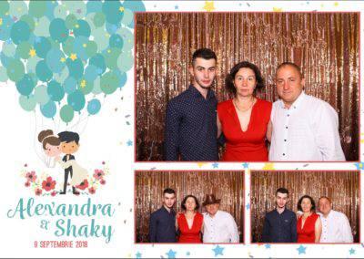 Cabina Foto Showtime - FUN BOX - Alexandra & Shaky - Nunta - OK Ballroom Ramnicu Valcea (72)