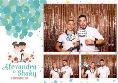 Cabina Foto Showtime - FUN BOX - Alexandra & Shaky - Nunta - OK Ballroom Ramnicu Valcea (75)