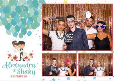 Cabina Foto Showtime - FUN BOX - Alexandra & Shaky - Nunta - OK Ballroom Ramnicu Valcea (76)