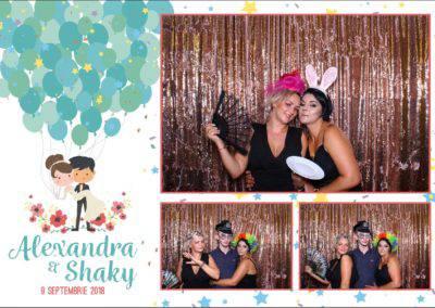 Cabina Foto Showtime - FUN BOX - Alexandra & Shaky - Nunta - OK Ballroom Ramnicu Valcea (77)