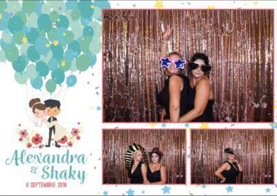 Cabina Foto Showtime - FUN BOX - Alexandra & Shaky - Nunta - OK Ballroom Ramnicu Valcea (78)