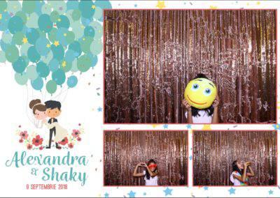 Cabina Foto Showtime - FUN BOX - Alexandra & Shaky - Nunta - OK Ballroom Ramnicu Valcea (79)