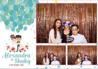 Cabina Foto Showtime - FUN BOX - Alexandra & Shaky - Nunta - OK Ballroom Ramnicu Valcea (8)