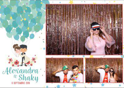 Cabina Foto Showtime - FUN BOX - Alexandra & Shaky - Nunta - OK Ballroom Ramnicu Valcea (80)