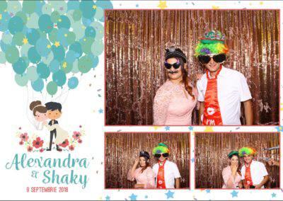 Cabina Foto Showtime - FUN BOX - Alexandra & Shaky - Nunta - OK Ballroom Ramnicu Valcea (83)