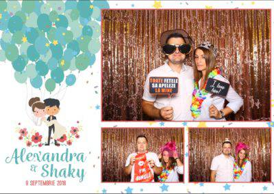 Cabina Foto Showtime - FUN BOX - Alexandra & Shaky - Nunta - OK Ballroom Ramnicu Valcea (84)