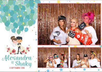 Cabina Foto Showtime - FUN BOX - Alexandra & Shaky - Nunta - OK Ballroom Ramnicu Valcea (85)