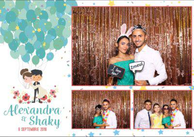 Cabina Foto Showtime - FUN BOX - Alexandra & Shaky - Nunta - OK Ballroom Ramnicu Valcea (86)
