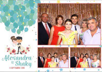 Cabina Foto Showtime - FUN BOX - Alexandra & Shaky - Nunta - OK Ballroom Ramnicu Valcea (87)