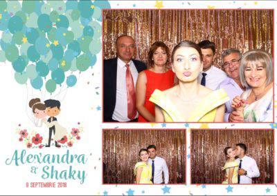Cabina Foto Showtime - FUN BOX - Alexandra & Shaky - Nunta - OK Ballroom Ramnicu Valcea (88)