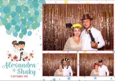Cabina Foto Showtime - FUN BOX - Alexandra & Shaky - Nunta - OK Ballroom Ramnicu Valcea (89)