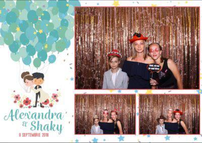 Cabina Foto Showtime - FUN BOX - Alexandra & Shaky - Nunta - OK Ballroom Ramnicu Valcea (9)