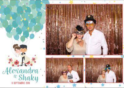 Cabina Foto Showtime - FUN BOX - Alexandra & Shaky - Nunta - OK Ballroom Ramnicu Valcea (90)