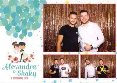 Cabina Foto Showtime - FUN BOX - Alexandra & Shaky - Nunta - OK Ballroom Ramnicu Valcea (91)