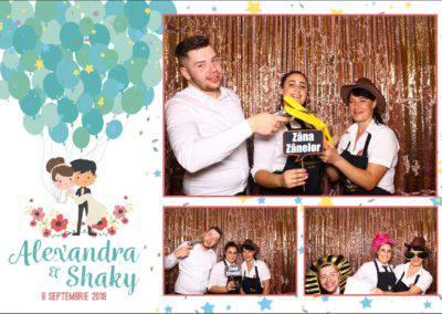 Cabina Foto Showtime - FUN BOX - Alexandra & Shaky - Nunta - OK Ballroom Ramnicu Valcea (92)