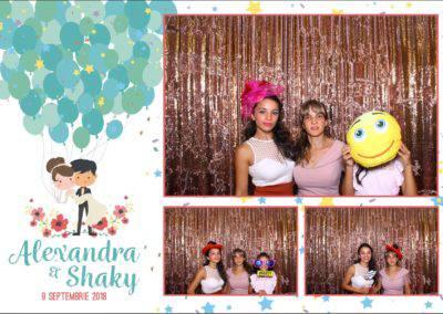 Cabina Foto Showtime - FUN BOX - Alexandra & Shaky - Nunta - OK Ballroom Ramnicu Valcea (94)