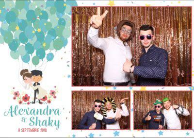 Cabina Foto Showtime - FUN BOX - Alexandra & Shaky - Nunta - OK Ballroom Ramnicu Valcea (95)
