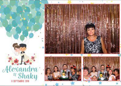 Cabina Foto Showtime - FUN BOX - Alexandra & Shaky - Nunta - OK Ballroom Ramnicu Valcea (96)