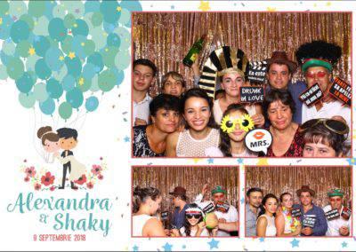 Cabina Foto Showtime - FUN BOX - Alexandra & Shaky - Nunta - OK Ballroom Ramnicu Valcea (98)