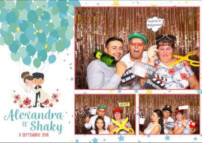 Cabina Foto Showtime - FUN BOX - Alexandra & Shaky - Nunta - OK Ballroom Ramnicu Valcea (99)