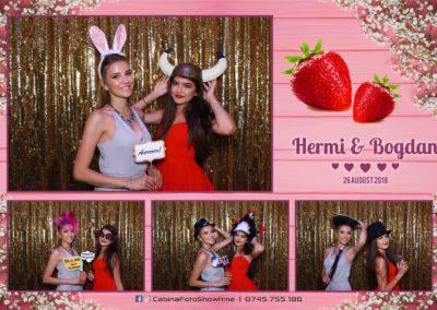Cabina Foto Showtime - FUN BOX - Hermi & Bogdan - Nunta - OK Ballroom Ramnicu Valcea (1)