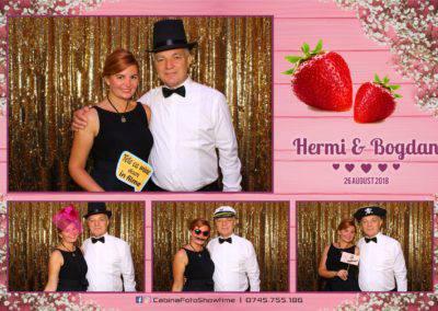 Cabina Foto Showtime - FUN BOX - Hermi & Bogdan - Nunta - OK Ballroom Ramnicu Valcea (10)
