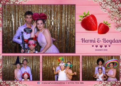 Cabina Foto Showtime - FUN BOX - Hermi & Bogdan - Nunta - OK Ballroom Ramnicu Valcea (100)