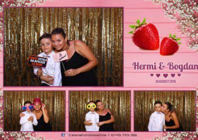 Cabina Foto Showtime - FUN BOX - Hermi & Bogdan - Nunta - OK Ballroom Ramnicu Valcea (11)