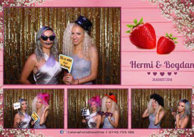 Cabina Foto Showtime - FUN BOX - Hermi & Bogdan - Nunta - OK Ballroom Ramnicu Valcea (13)