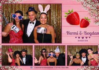 Cabina Foto Showtime - FUN BOX - Hermi & Bogdan - Nunta - OK Ballroom Ramnicu Valcea (14)