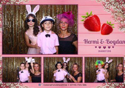 Cabina Foto Showtime - FUN BOX - Hermi & Bogdan - Nunta - OK Ballroom Ramnicu Valcea (15)
