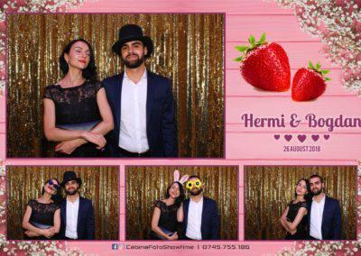 Cabina Foto Showtime - FUN BOX - Hermi & Bogdan - Nunta - OK Ballroom Ramnicu Valcea (16)