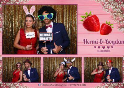 Cabina Foto Showtime - FUN BOX - Hermi & Bogdan - Nunta - OK Ballroom Ramnicu Valcea (19)