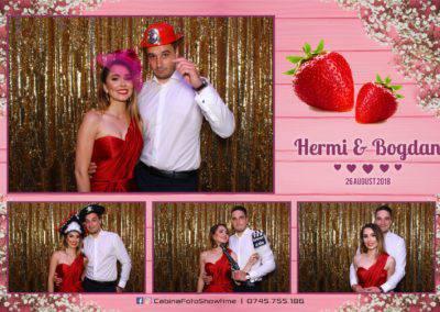 Cabina Foto Showtime - FUN BOX - Hermi & Bogdan - Nunta - OK Ballroom Ramnicu Valcea (2)