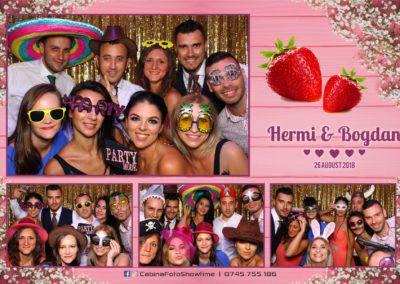 Cabina Foto Showtime - FUN BOX - Hermi & Bogdan - Nunta - OK Ballroom Ramnicu Valcea (20)