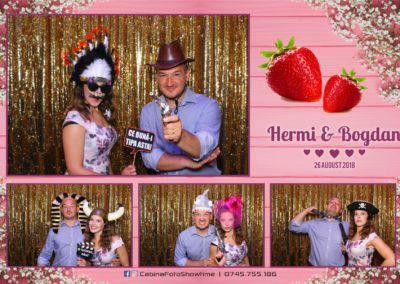 Cabina Foto Showtime - FUN BOX - Hermi & Bogdan - Nunta - OK Ballroom Ramnicu Valcea (22)