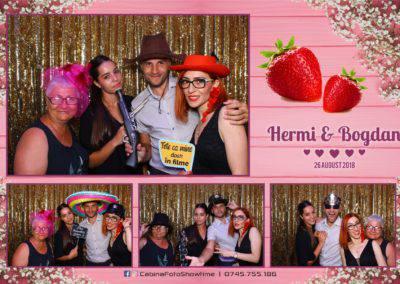 Cabina Foto Showtime - FUN BOX - Hermi & Bogdan - Nunta - OK Ballroom Ramnicu Valcea (25)