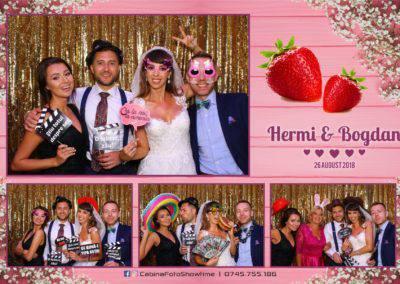 Cabina Foto Showtime - FUN BOX - Hermi & Bogdan - Nunta - OK Ballroom Ramnicu Valcea (28)