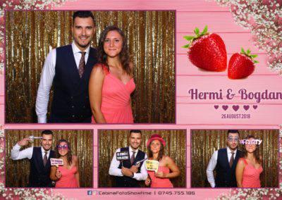 Cabina Foto Showtime - FUN BOX - Hermi & Bogdan - Nunta - OK Ballroom Ramnicu Valcea (3)