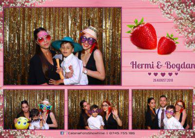 Cabina Foto Showtime - FUN BOX - Hermi & Bogdan - Nunta - OK Ballroom Ramnicu Valcea (30)