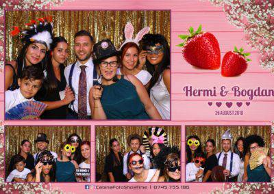 Cabina Foto Showtime - FUN BOX - Hermi & Bogdan - Nunta - OK Ballroom Ramnicu Valcea (31)