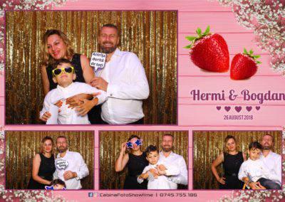 Cabina Foto Showtime - FUN BOX - Hermi & Bogdan - Nunta - OK Ballroom Ramnicu Valcea (33)