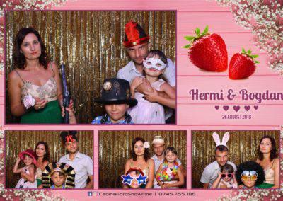 Cabina Foto Showtime - FUN BOX - Hermi & Bogdan - Nunta - OK Ballroom Ramnicu Valcea (34)