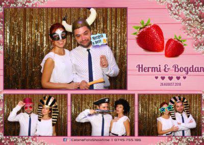 Cabina Foto Showtime - FUN BOX - Hermi & Bogdan - Nunta - OK Ballroom Ramnicu Valcea (36)