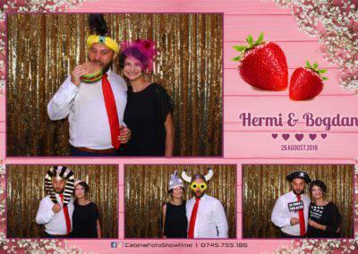 Cabina Foto Showtime - FUN BOX - Hermi & Bogdan - Nunta - OK Ballroom Ramnicu Valcea (37)