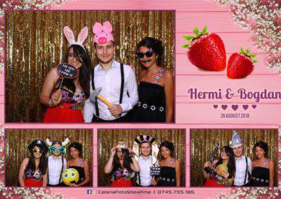 Cabina Foto Showtime - FUN BOX - Hermi & Bogdan - Nunta - OK Ballroom Ramnicu Valcea (38)