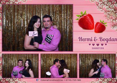 Cabina Foto Showtime - FUN BOX - Hermi & Bogdan - Nunta - OK Ballroom Ramnicu Valcea (39)