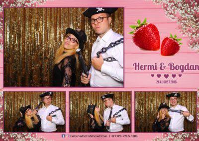 Cabina Foto Showtime - FUN BOX - Hermi & Bogdan - Nunta - OK Ballroom Ramnicu Valcea (40)